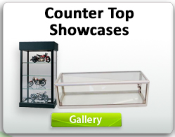 Counter Top Showcases