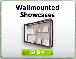 Wall Mounted Showcases